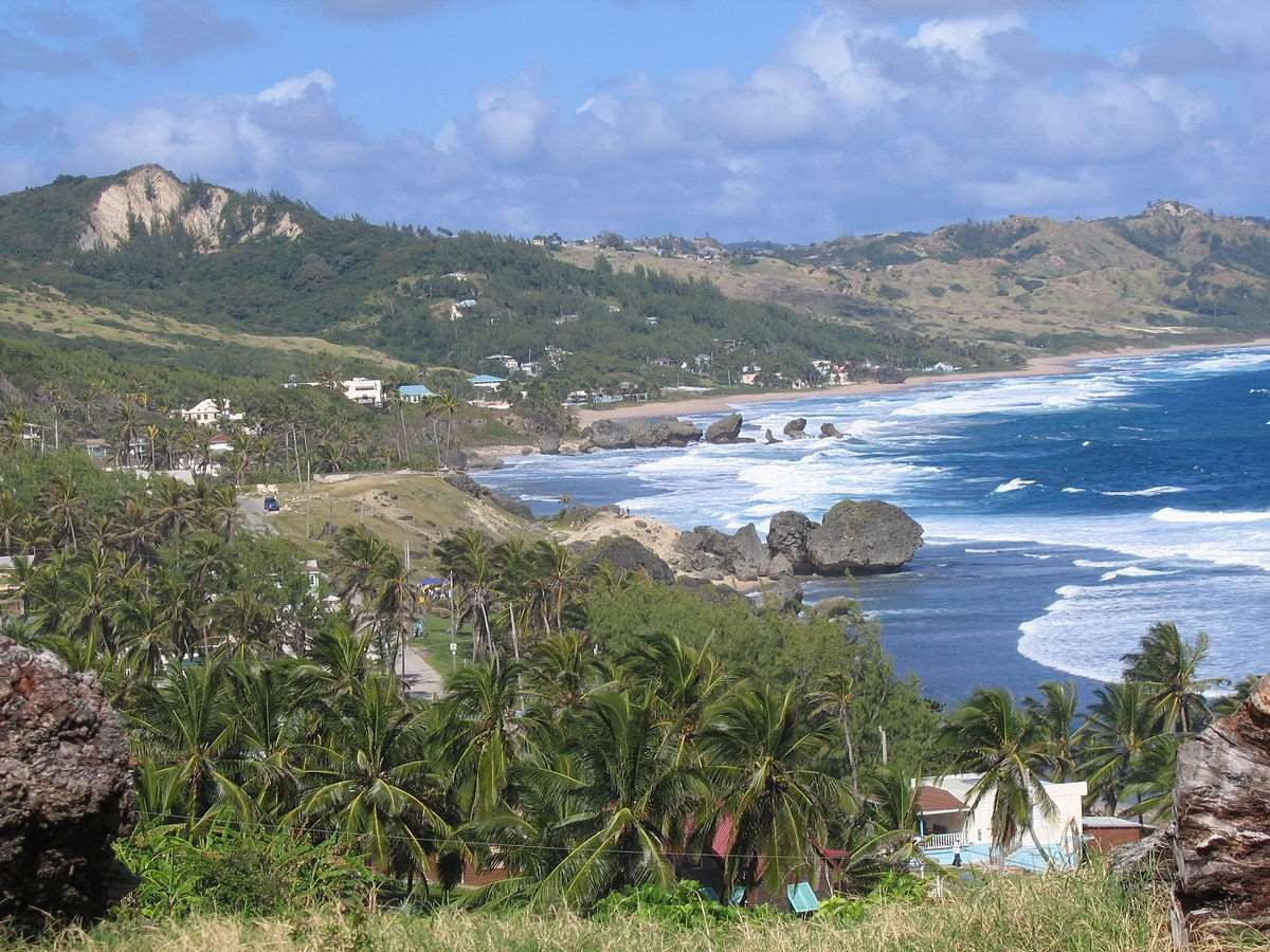 Bathsheba Beach – Barbados