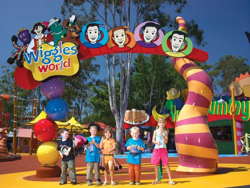 Dreamworld- Gold Coast