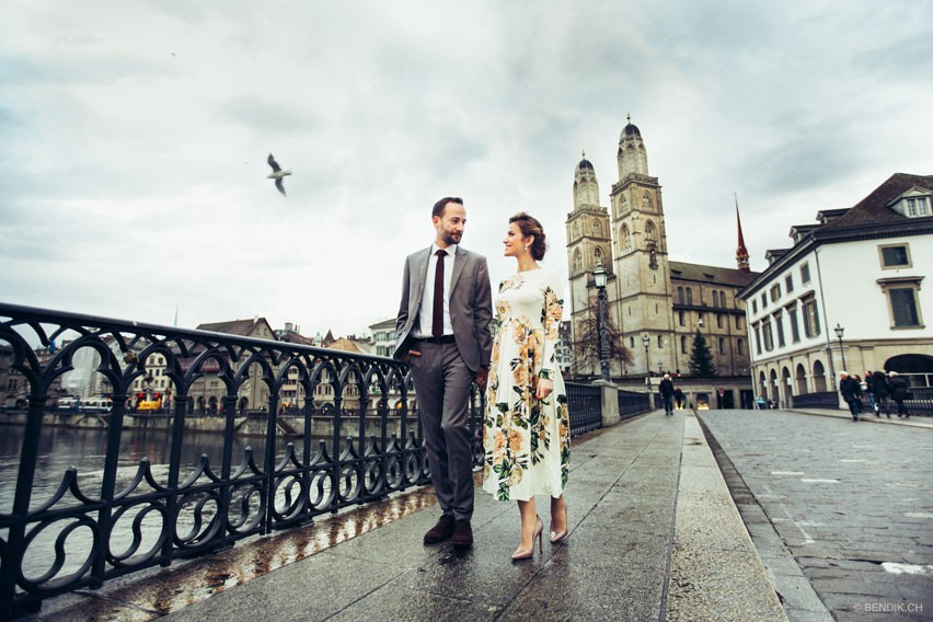 Zurich Couple