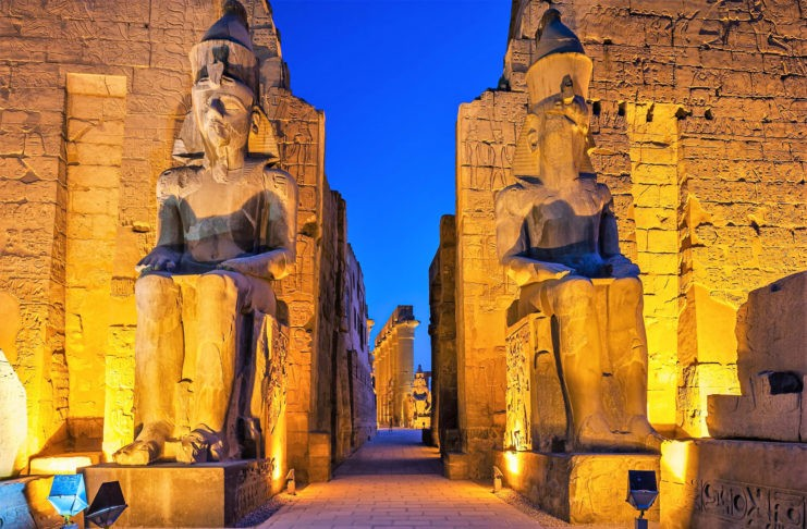 Featured Luxor, Egypt
