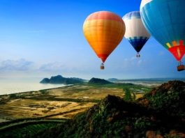 Featured Hot Air Balloon Rides
